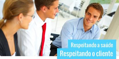 Respeitando a saúde, Respeitando o cliente